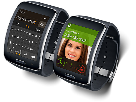 Samsung-Gear-S-wearable-device